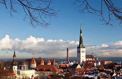 Helsinki Tallinn