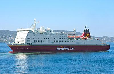 Fjordline Ferries Vracht