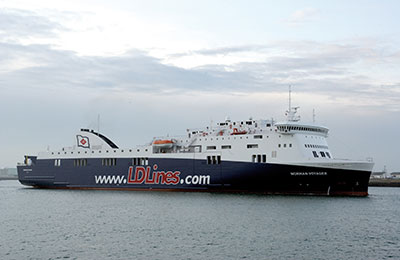 LD Lines Vracht