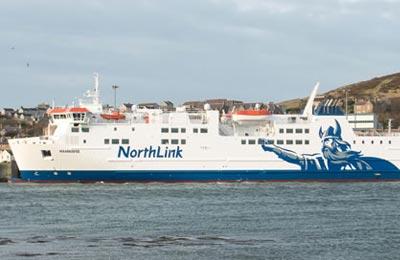 Northlink Ferries Vracht