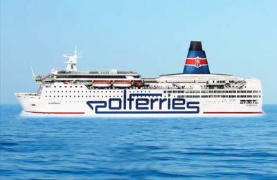 Polferries Vracht