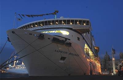 SNCM Ferries Vracht