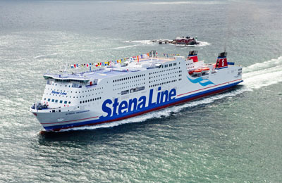 Stena Line Vracht