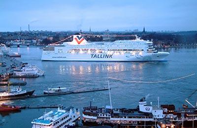 Tallink Silja Vracht