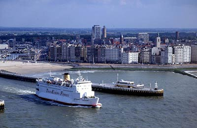 Transeuropa Ferries Vracht