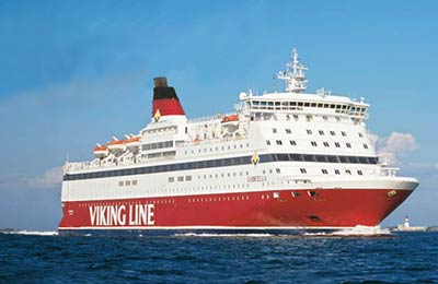Viking Lines Vracht