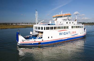 Wightlink Ferries Vracht